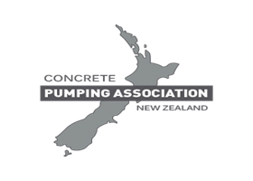 Concrete Pumping Association NZ logo