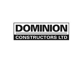 Dominion Constructors logo