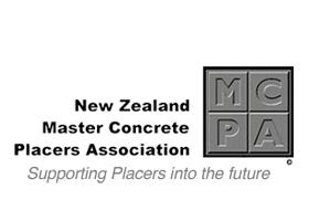 NZ Master Concrete Placers Association logo