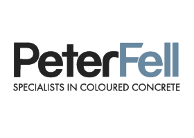 Peter Fell Coloured Concrete logo